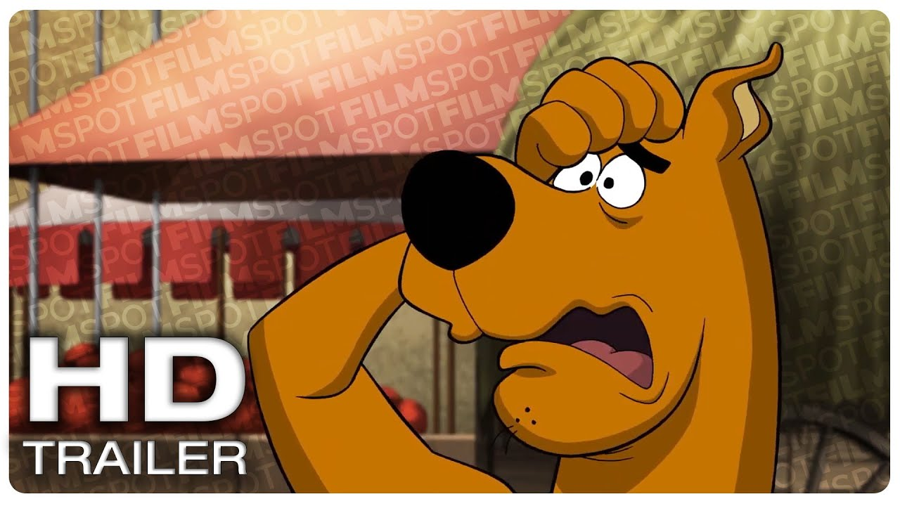 SCOOBY-DOO! THE SWORD AND THE SCOOB Official Trailer #1 ...